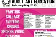 New art classes at Oxygen Art Centre